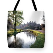 Lower Slaughter Tote Bag