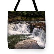 Lower Swallow Falls 2 Tote Bag