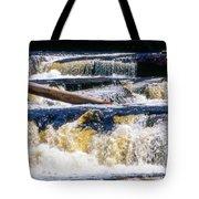 Lower Tequamenon Falls Tote Bag