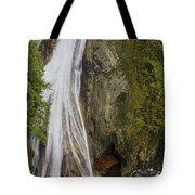 Lower Twin Falls Tote Bag