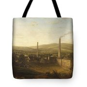 Lowerhouse Print Works, Burnley Tote Bag