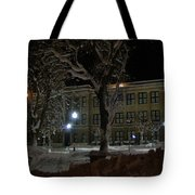 Lowville Academy Tote Bag