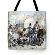 Loyalists & British, 1778 Tote Bag
