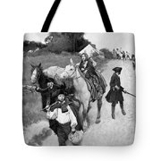 Loyalists To Canada Tote Bag