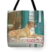 Loyalty Tote Bag by Robin Grace