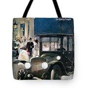 Lozier Cars - Vintage Advertisement Tote Bag