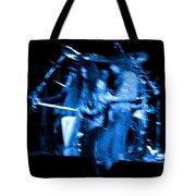 Ls Spo #67 Crop 2 In Blue Tote Bag