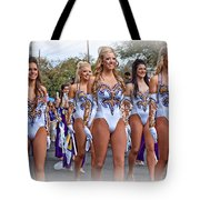 Lsu Marching Band 4 Tote Bag