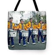 Lsu Marching Band Tote Bag