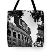 Lsu Through The Oaks Tote Bag