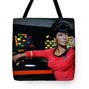 Lt Uhura Tote Bag