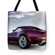 Lt1 Stingray Tote Bag