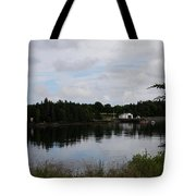 Lubec Channel Scenic View Tote Bag