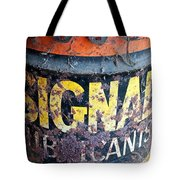 Lubricant Picking Tote Bag