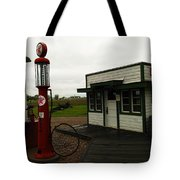 Lubrication Center Hardin Montana Tote Bag by Jeff Swan