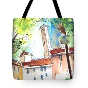 Lucca In Italy 06 Tote Bag