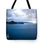Lucian Blues Tote Bag