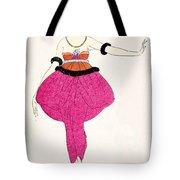 Lucile - Design For A Dress Tote Bag