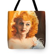 Lucille Desiree Tote Bag