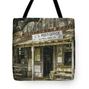 Luckenbach Tote Bag