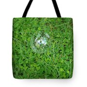 Lucky Bubble Tote Bag