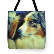 Lucky Dog's Life Tote Bag