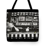 Lucky Duck Tote Bag