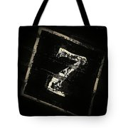 Lucky Number Seven Tote Bag