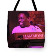 Lucky Peterson Tote Bag