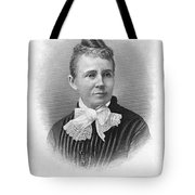 Lucretia Garfield (1832-1918) Tote Bag
