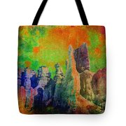 Lucy In The Sky... Tote Bag