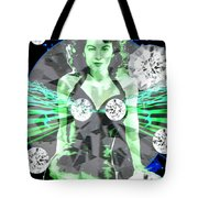 Lucy In The Sky With Diamonds Tote Bag