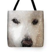 Lucy Light Color Pencil Tote Bag
