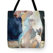 Lucy Moon Tote Bag