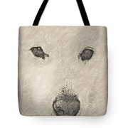 Lucy Pastel Highlight Tote Bag