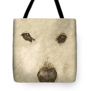 Lucy Silver Point Hp Tote Bag