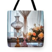 Lucy's Window Tote Bag