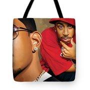 Ludacris Artwork Tote Bag