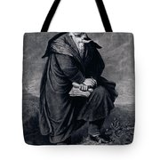 Ludwig Van Beethoven , German Composer Tote Bag