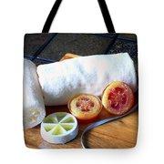 Luffa Soap Tote Bag
