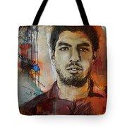 Luis Suarez Tote Bag