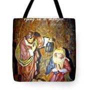 Luke 2 12 Tote Bag