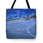 Lukla Airport Tote Bag