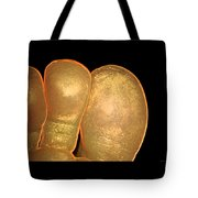 Luminescence - Toes Tote Bag