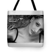 Luminescent - Self Portrait  Tote Bag