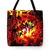 Luminous Energy 24 Tote Bag