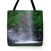 Luminous Falls Tote Bag