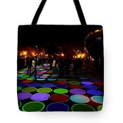 Luminous Field Tote Bag