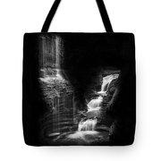 Luminous Waters Iv Tote Bag