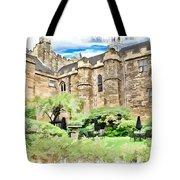 Lumley Castle Tote Bag
